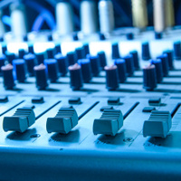 sound studio equipment