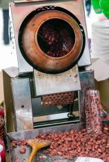 sugared almond machine