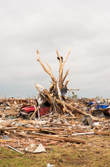 Destruction of Tornado