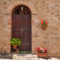 Tuscan Village, Italy