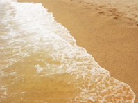Beautiful beach in Costa Brava