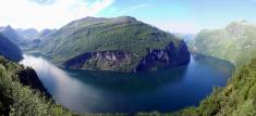 geirangerfijord, Norway