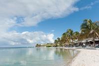 beach club in the caribbean