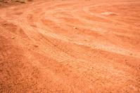 Dirt marks