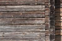 Grey wood wall background