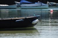 Gorey harbour, Jersey.