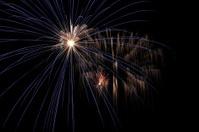 Solvang Fireworks #1