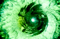 Green Whirlpool