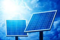 Photovoltaic Panel Array Renewable Energy