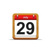 July 29.