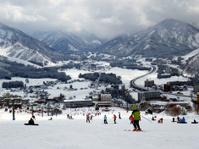 Snow Ground in Echigo Yuzawa