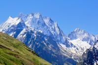 Rockies Caucasus region in Russia