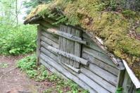 Alaska outdoors, cabin