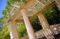 Alcazar Garden at Balboa Park in San Diego, CA