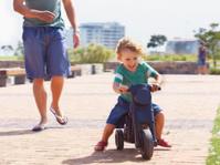 He's born to be a biker boy