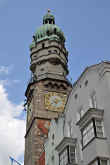 Tower in Innsbruck