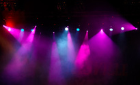 Concert Light Show