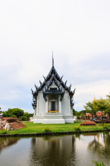 Sanphet Palace Throne hall