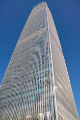 The modern skyscraper