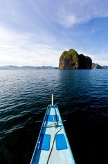 The Philippines, Palawan Province, El Nido.