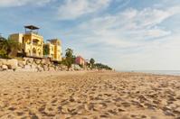 Hotel resort near beach