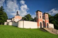 Church in Jaromerice u Jevicka