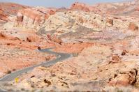 Winding Road Nevada
