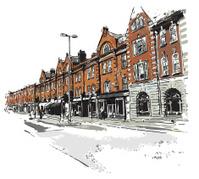 London' street