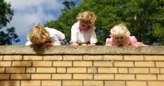 Kids On A Wall