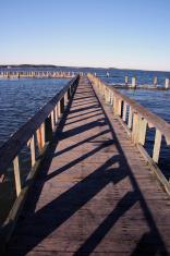 Docks at Dusk