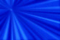 beams of light on blue background