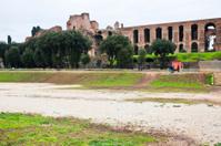 ncient Palatine and ground of Circus Maximus