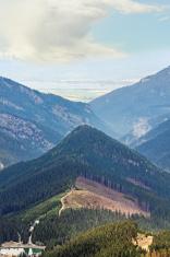 Tatry mountains.