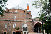 Historic Mosque symbol of sofia