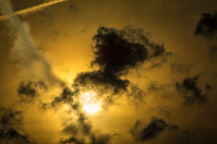 The hidden sun