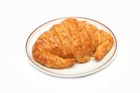 tasty whole wheat croissant