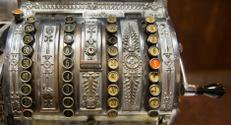 Old-time Cash Register (XXL)