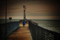 Chesapeake Bay Bridge Pier
