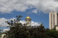 Metropolitan Philip's Church in Moscow, Russia