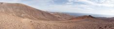 Volcano desert