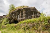 huge stone