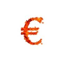 Burn euro.