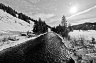 Greys River in Wyoming