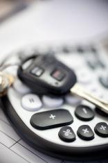 Key and calculator