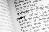 Policy  Dictionary Definition