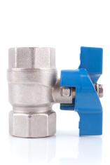 Ball valve .