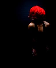 Red Headed Model