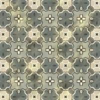 Mosaic floor. Seamless texture.