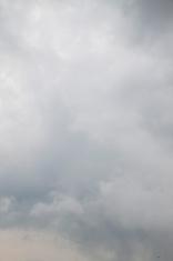 Wonderful rainy sky
