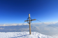 The Summit of Nordkette, Austria